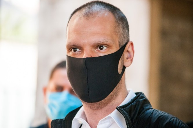 BRUNO Bruno Covas é diagnosticado com coronavírus