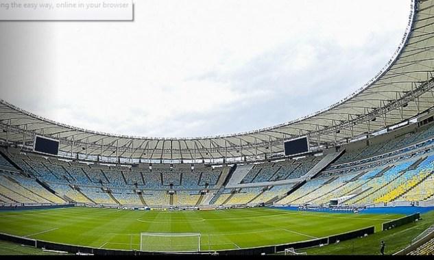 ESTADIO Governo do Rio de Janeiro autoriza volta do futebol sem público a partir deste sábado