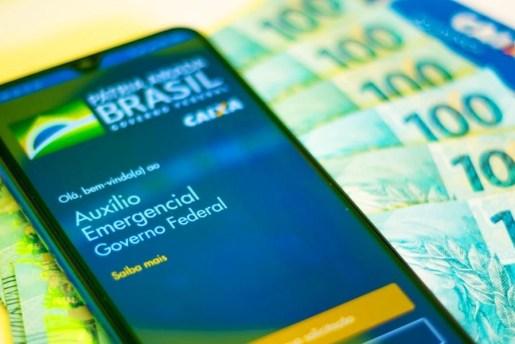 auxilio Auxílio de R$ 250 por quatro meses está 'quase certo', afirma Bolsonaro