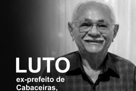 josa Ex-prefeito de Cabaceiras, Josa, morre aos 76 anos; Famup divulga nota de pesar