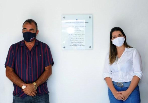 CELE-LORENA Prefeita Anna Lorena beneficia 70 famílias com a entrega da reforma e ampliação de Unidade Âncora de Saúde da Gameleira