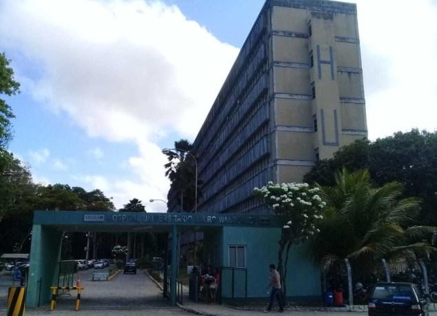 Hospital-Lauro-Wanderley-UFPB UFPB divulga edital com 73 vagas para residência médica