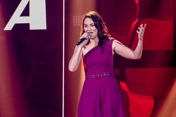 """adma-andrade-tvb The Voice Brasil: A Monteirense Adma Andrade, cantou e encantou ao som de """"De Volta Pro Aconchego"""""""