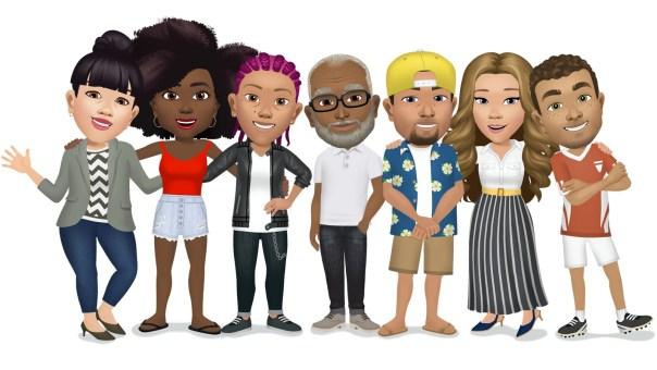 avatar-facebook Facebook lança Avatares no Brasil; saiba como criar o seu