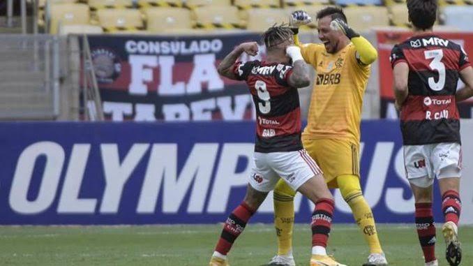 images-67 Flamengo goleia Santos, encurta distância