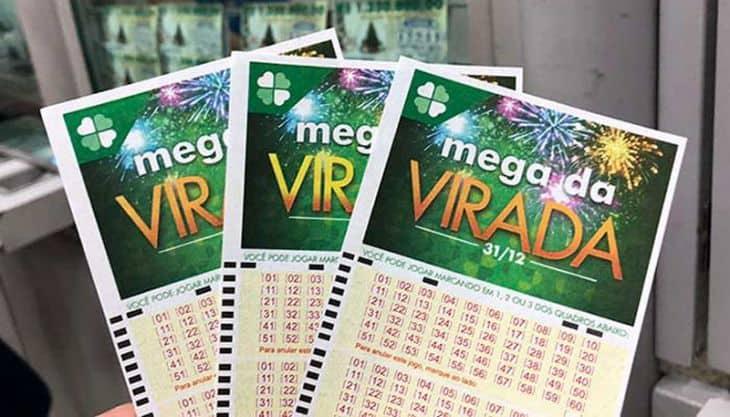 mega-da-virada Vencedores da Mega da Virada ainda não resgataram prêmio de R$ 325 milhões