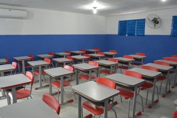 saladeaulapatospb-600x400 Novo decreto de João Pessoa autoriza retorno das aulas presenciais para ensino médio em escolas particulares