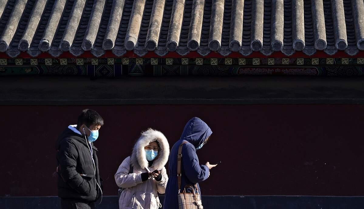 APF20201214033 China coloca 11 milhões em lockdown