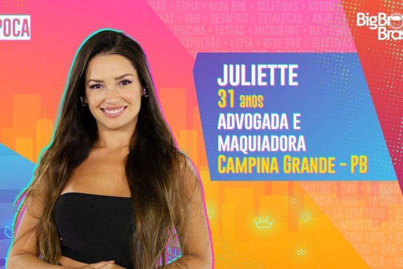 juliette-800x534-1 Paraibana Juliette Freire é a nova participante do BBB 21