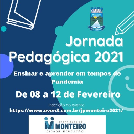 Jornada Jornada Pedagógica de Monteiro é aberta virtualmente com programação cultural