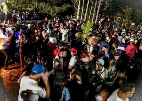 chacaras-aglomeracao Festas clandestinas acontecem em meio à pandemia em Monteiro