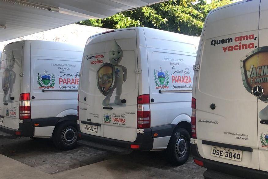 vacina_astrazeneca Paraíba inicia distribuição para os municípios das 56.400 doses da Coronavac