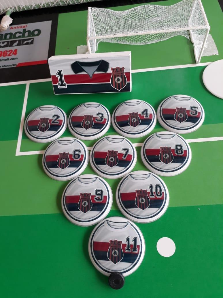 7ac5fee0-ab09-46d8-93c5-658eb0f1ad69 Em comemoração aos 70 anos de Sumé, Tabajara conquista torneio de futebol de botão