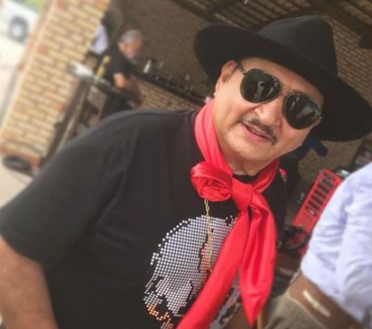 Dedim-Gouveia Dedim Gouveia, cantor e sanfoneiro, morre aos 61 anos com Covid-19, em Fortaleza