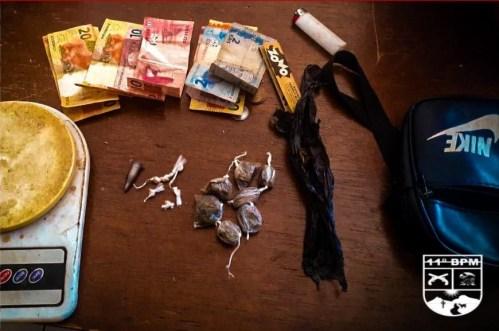 IMG_20210408_211245 Polícia Militar prende homem por tráfico de drogas em Sumé