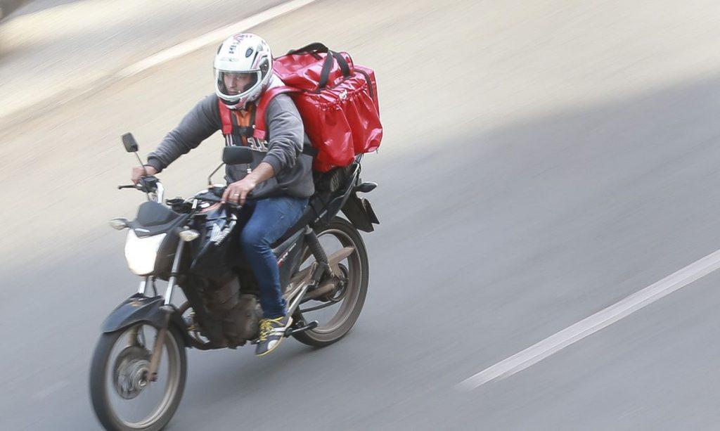 MOTOBOY-DELIVERY Programa Habilitação Social inscreve motoboys a partir do dia 15 de abril e oferece cinco mil vagas na Paraíba