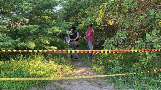 corpo Corpo de jovem de Caruaru desaparecida é encontrado em mata, em João Pessoa