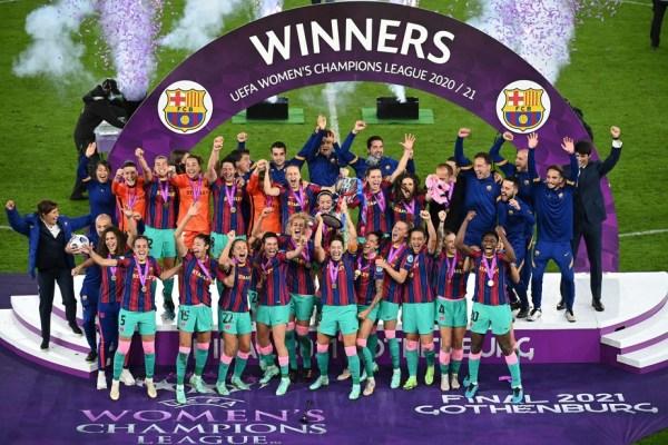 000-9a49rb-600x400 Barcelona goleia Chelsea e conquista Liga dos Campeões feminina