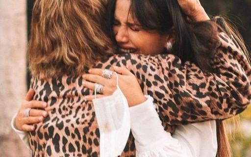 183001018_170825574930546_7892034952788071772_n Juliette Freire se emociona ao reencontrar a mãe após vencer BBB21