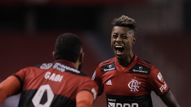 b68mgvftnjvznaorabxe8orhb6v9ydm0kbmywop4 Flamengo sofre no segundo tempo, mas bate a LDU em Quito