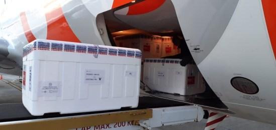 vacina-1 Paraíba recebe mais de 143 mil novas doses de vacinas contra Covid-19 nesta terça-feira (18)