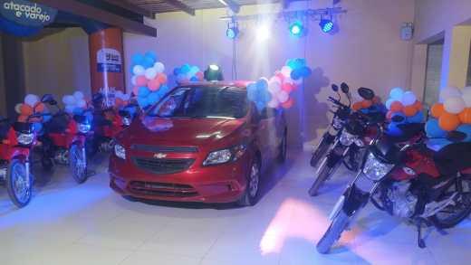 CAPA-SORTEIO Bom Demais Supermercado sorteia 01 carro e 06 motocicletas 0KM; confira os ganhadores