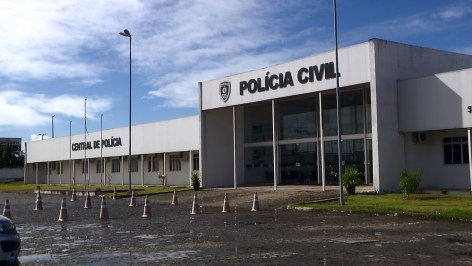 central-de-policia-joao-pessoa-pb Motorista do Samu é esfaqueado no pescoço durante trabalho em João Pessoa