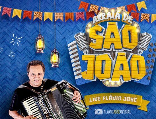live-flavio-jose-e1624273916677 Cantor Flávio José realiza live de São João nesta quarta-feira (23)