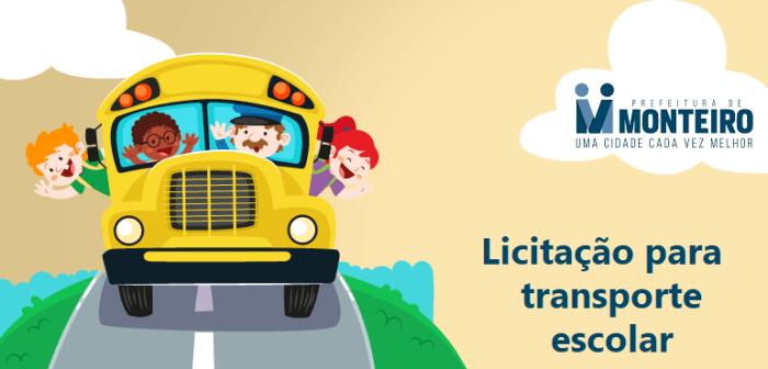 transporte_escolar-700x336 Prefeitura de Monteiro realiza licitação para contratação de transporte escolar