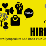 *CLOSED*: 2017 Symposium and Book Fair Coordinator!!!