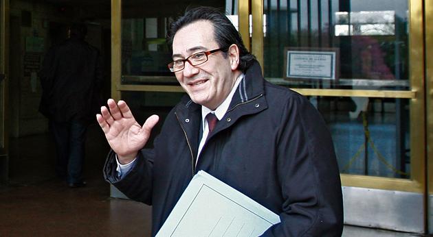 Horacio Quiroga ex empleado de Lázaro Báez - Foto: La Nación