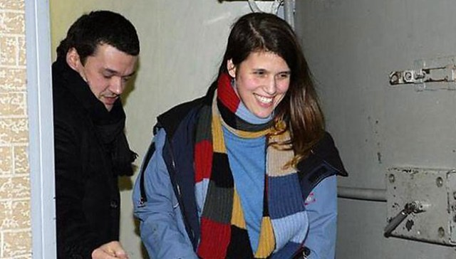 Camila Speziale es liberado bajo fianza en Rusia - Foto: