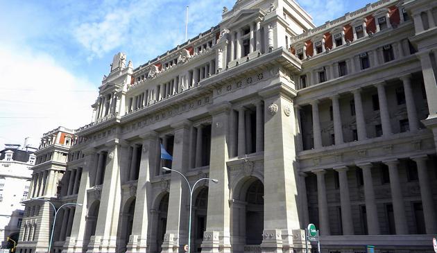 La Corte Suprema de Justicia - Foto:
