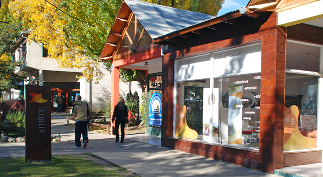 Las oficinas de Valle Mitre en El Calafate - Foto: OPI Santa Cruz/Francisco Muñoz