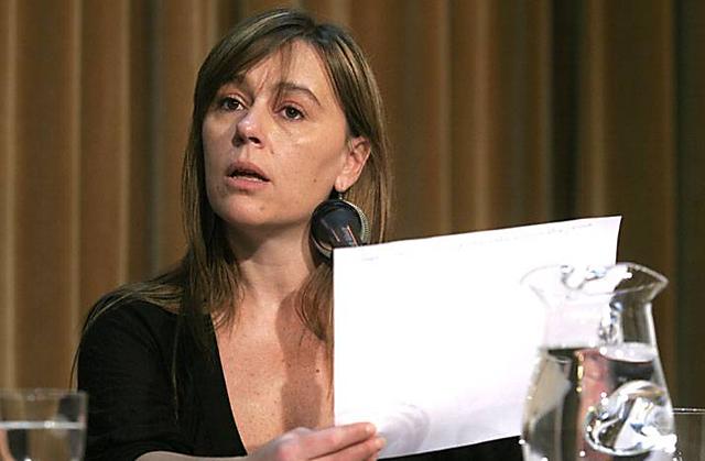 La presidenta del bloque de diputados del Frente para la Victoria, Juliana Di Tullio  - Foto: Perfil