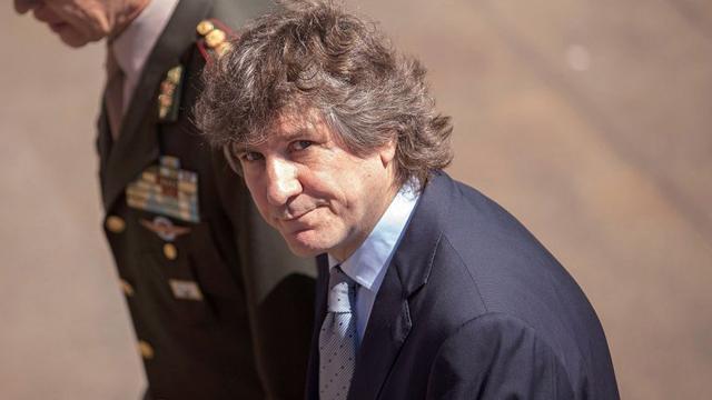 Amado Boudou vicepresidente de la Nación - Foto: Telam