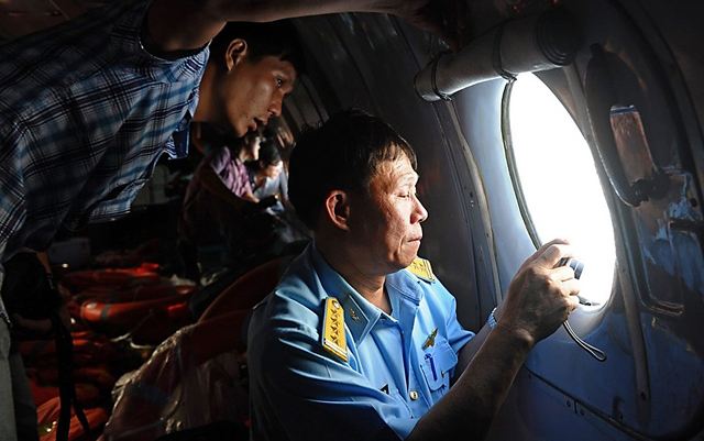 Se realiza la busqueda del  avión de Malaysia Airlines desaparecido - Foto: