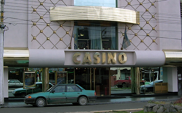 El Casino Club en Río Gallegos - Foto: OPI Santa Cruz/Francisco Muñoz