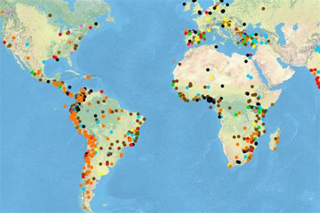 Crean un mapa mundial de conflictos ecológicos - Foto: