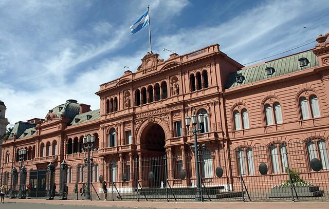 Casa Rosada - Foto:
