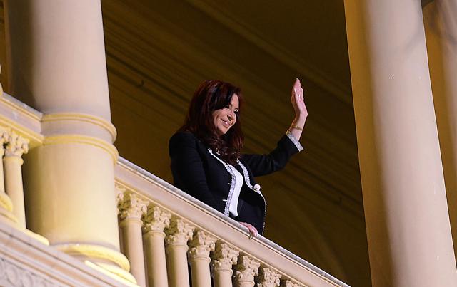 Ayer la Presidenta de la Nación en Casa Rosada - Foto: Presidencia de la Nación
