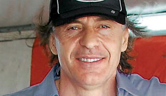 El empresario del juego Cristobal Lopez - Foto: gentileza Perfil