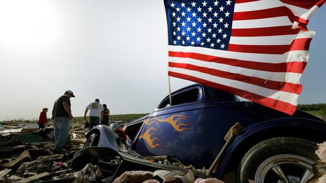EEUU: los tornados dejaron al menos 29 muertos en dos días