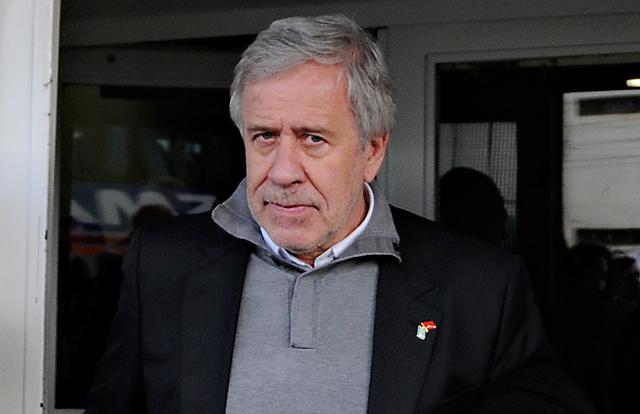 el Presidente de Electroingeniería, Gerardo Ferreyra - Foto: OPI Santa Cruz/Francisco Muñoz
