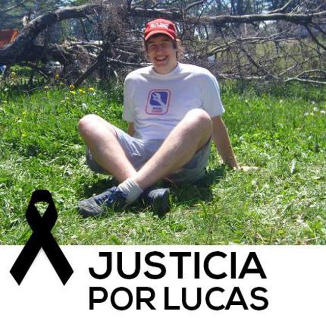 Justicia por Lucas Moussou - Foto: fecebook