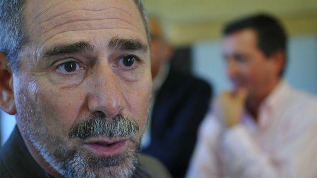 El Ex Secretario de Transporte Ricardo Jaime - Foto: