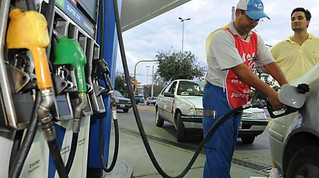 Aumento en los combustibles - Foto:
