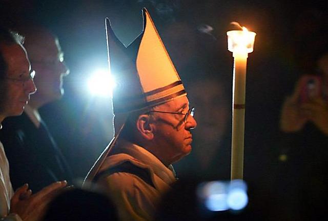 El Papa pidió por la reconciliación en Venezuela y la paz en Ucrania - Foto: