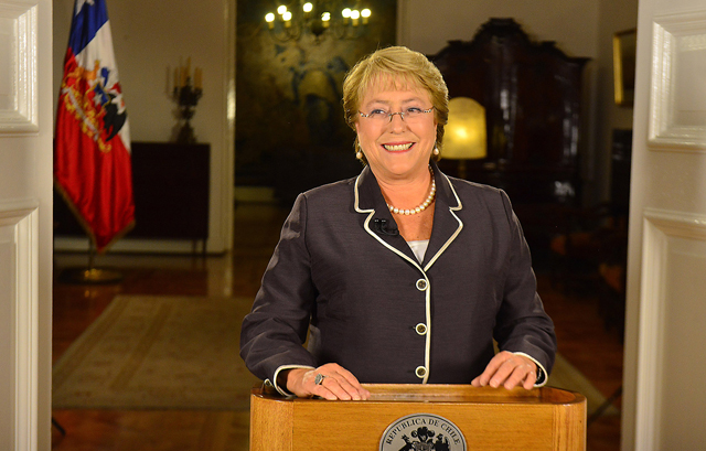 Bachelet impulsa una ley sobre el aborto y hay revuelo en Chile - Foto: Presidencia de Chile