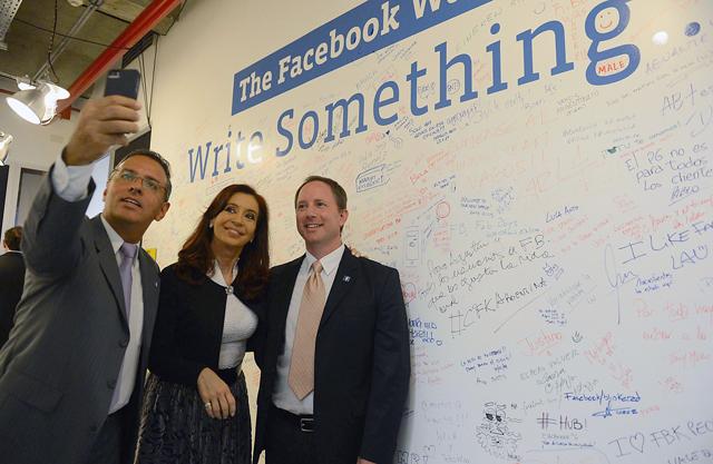 Cristina reveló que mantuvo un encuentro con Macri en Olivos - Foto: Presidencia